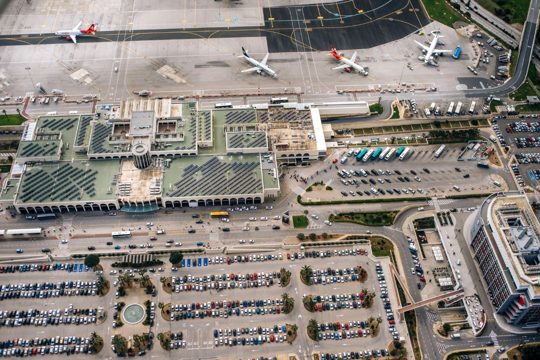 Malta Airport Airfield
