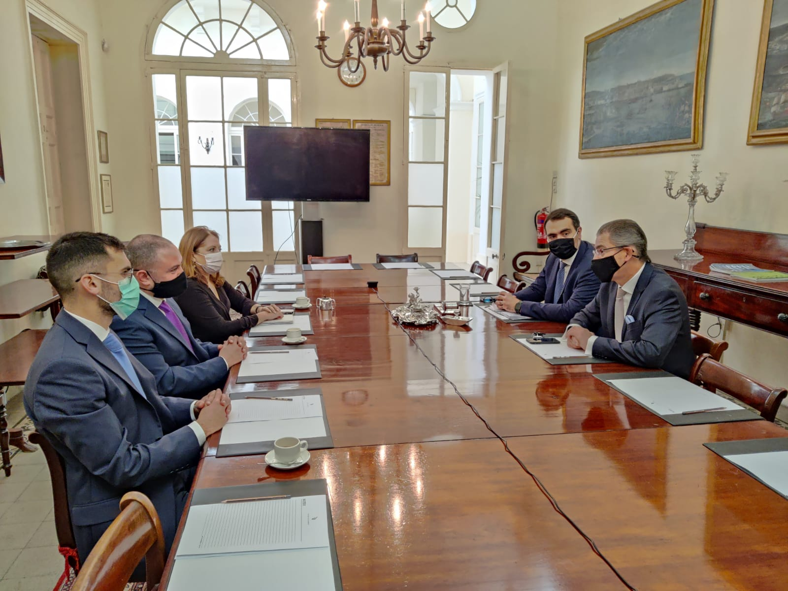 Malta Chamber, Ministry for Research, Innovation / DOI Photo