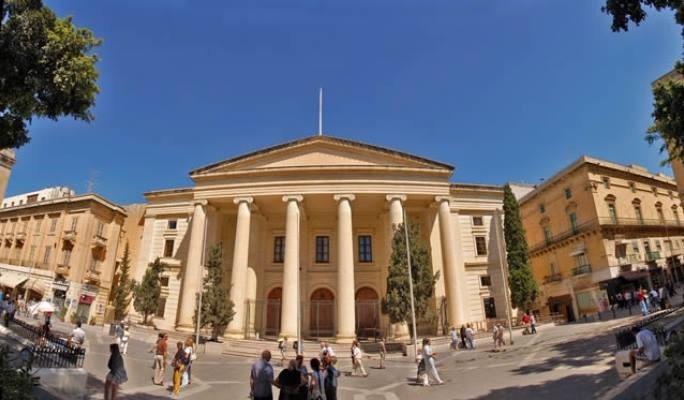 Malta courts