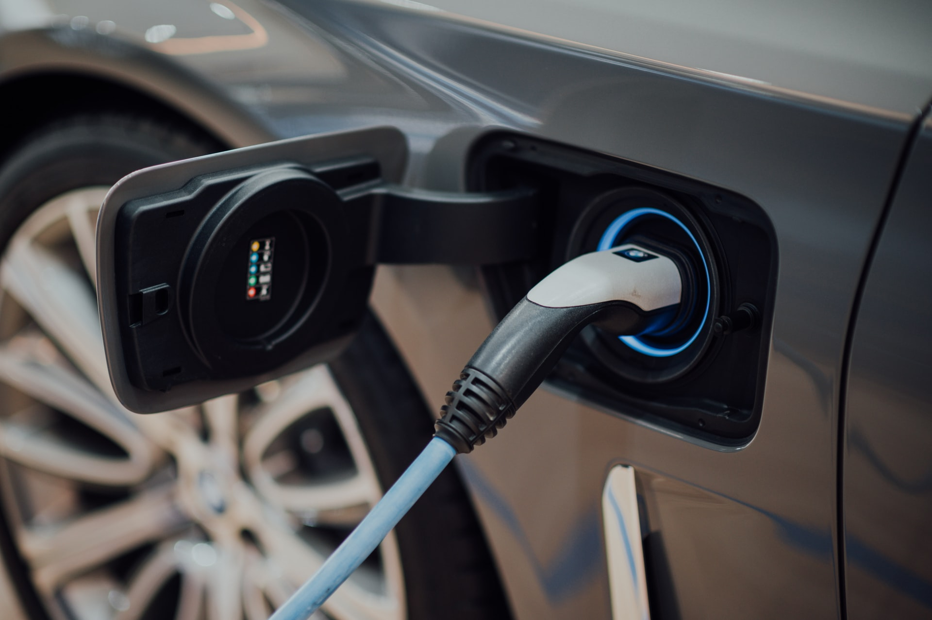 Electric Car Electric Vehicle EV pexels
