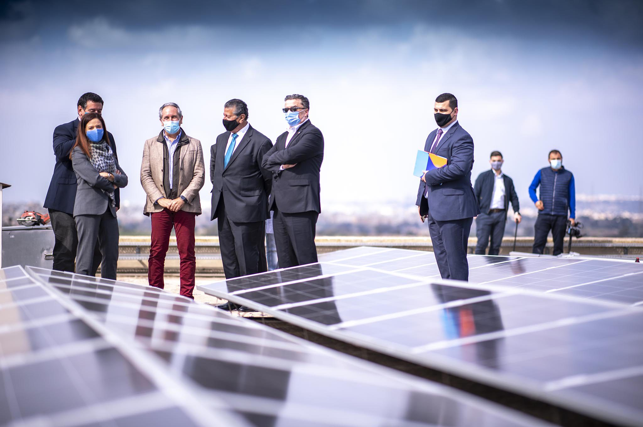 Minister Dalli and energy - DOI/ Jason Borg