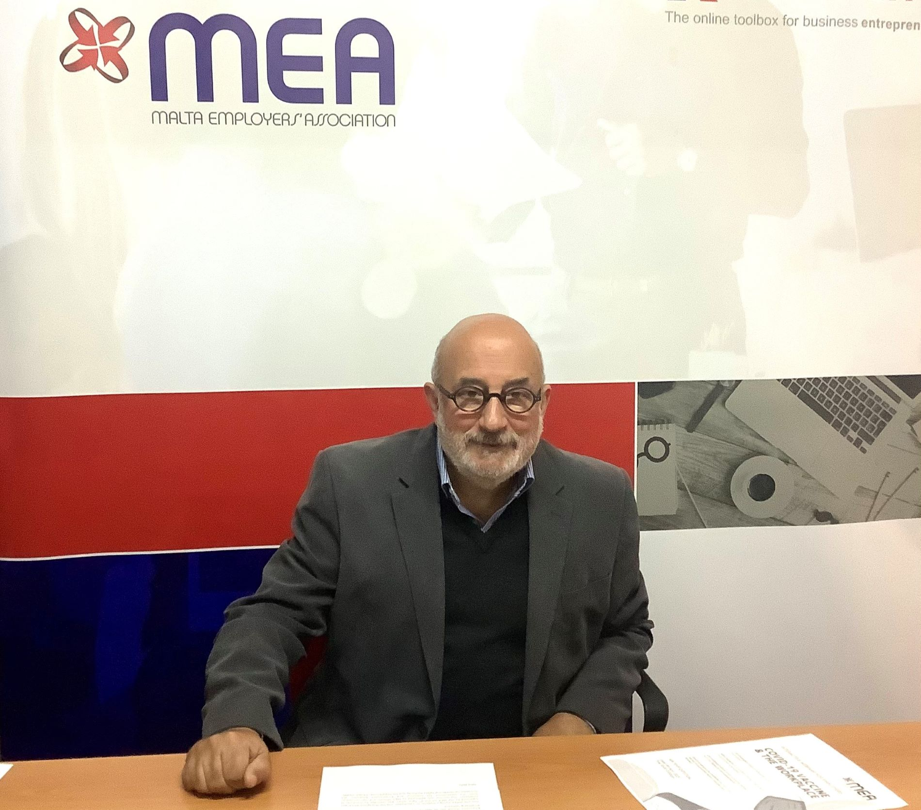 Joseph Farrugia, Director General of the Malta Employers Association