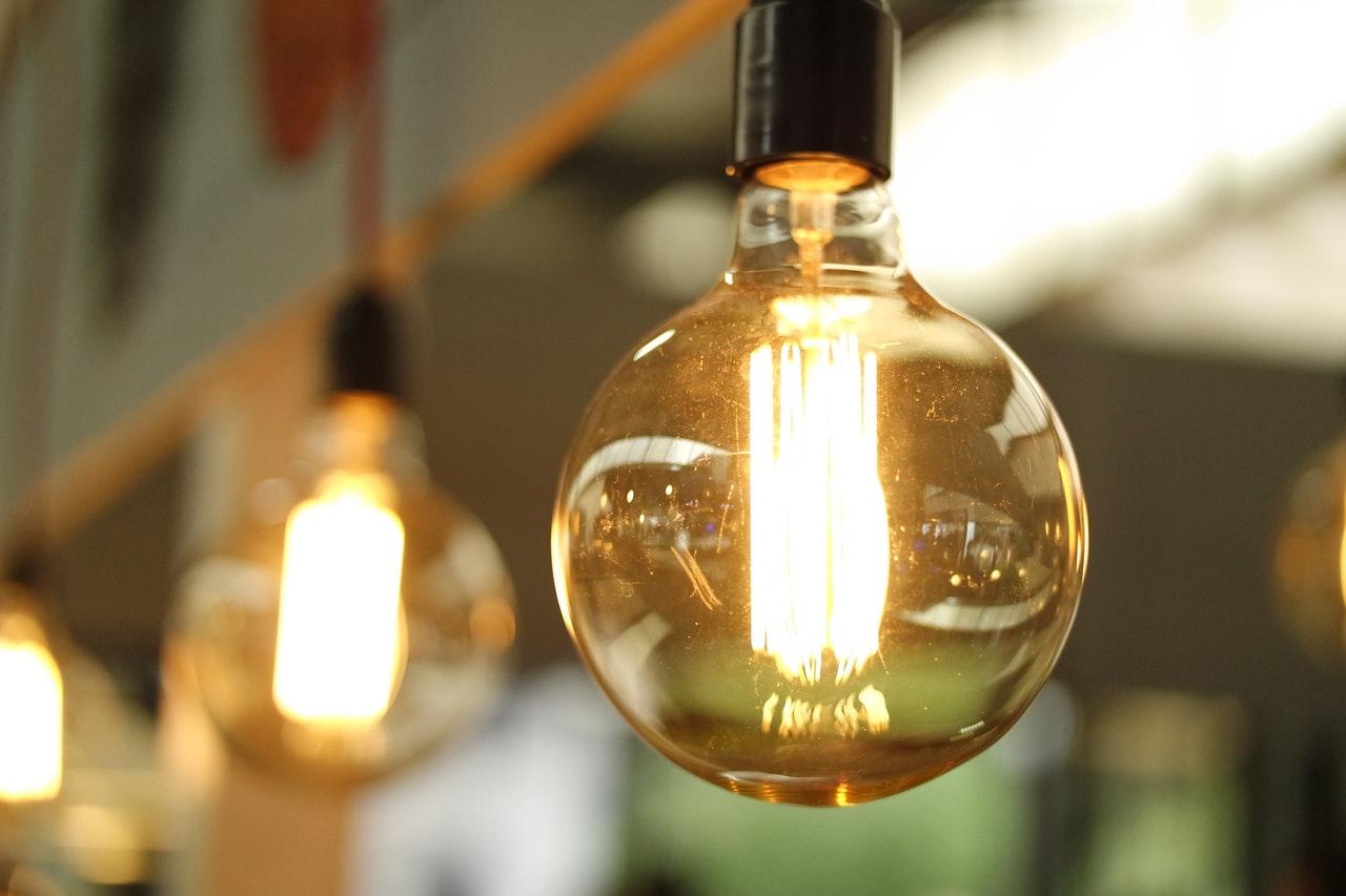 Light bulb energy pexels