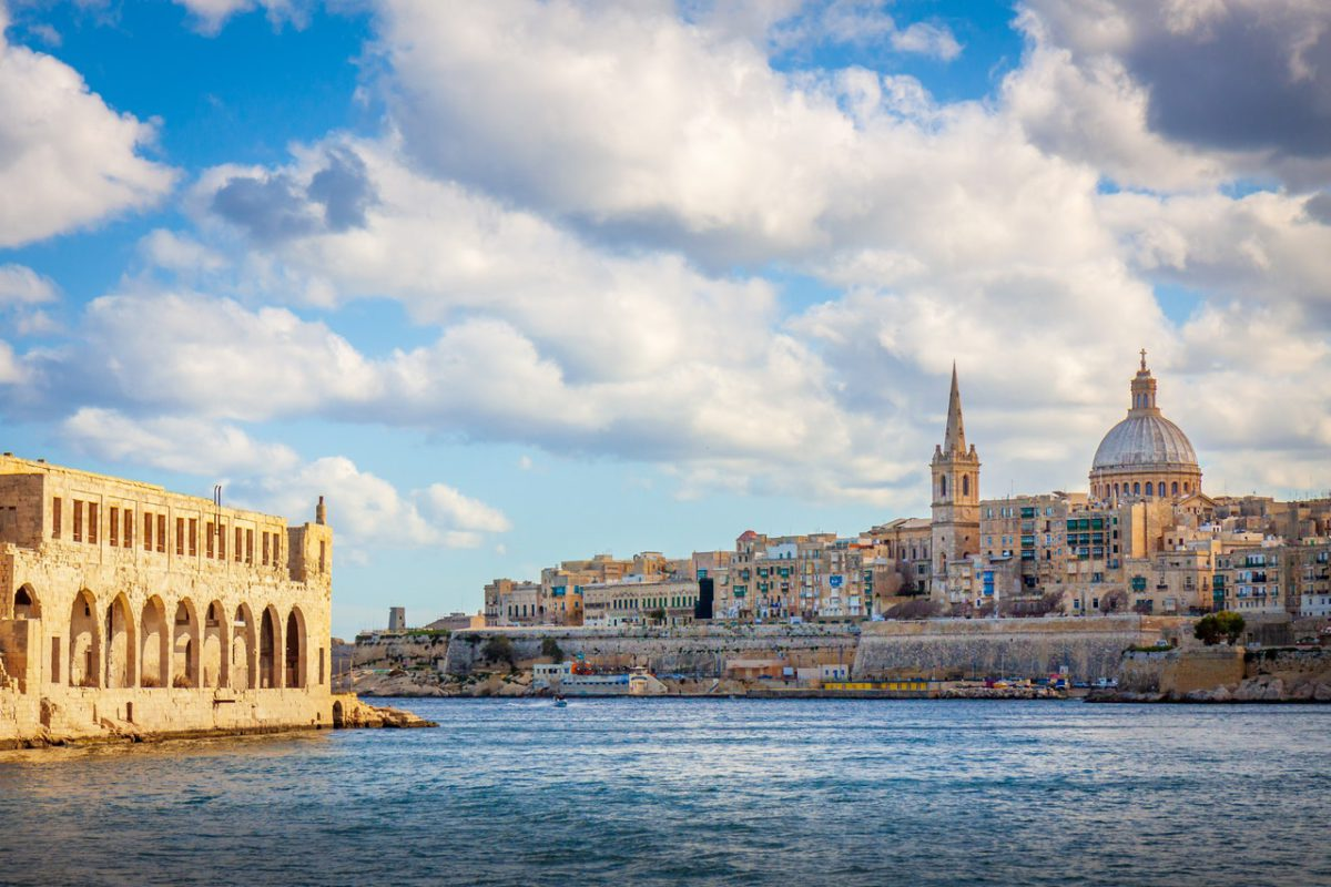 Malta harbour pexels
