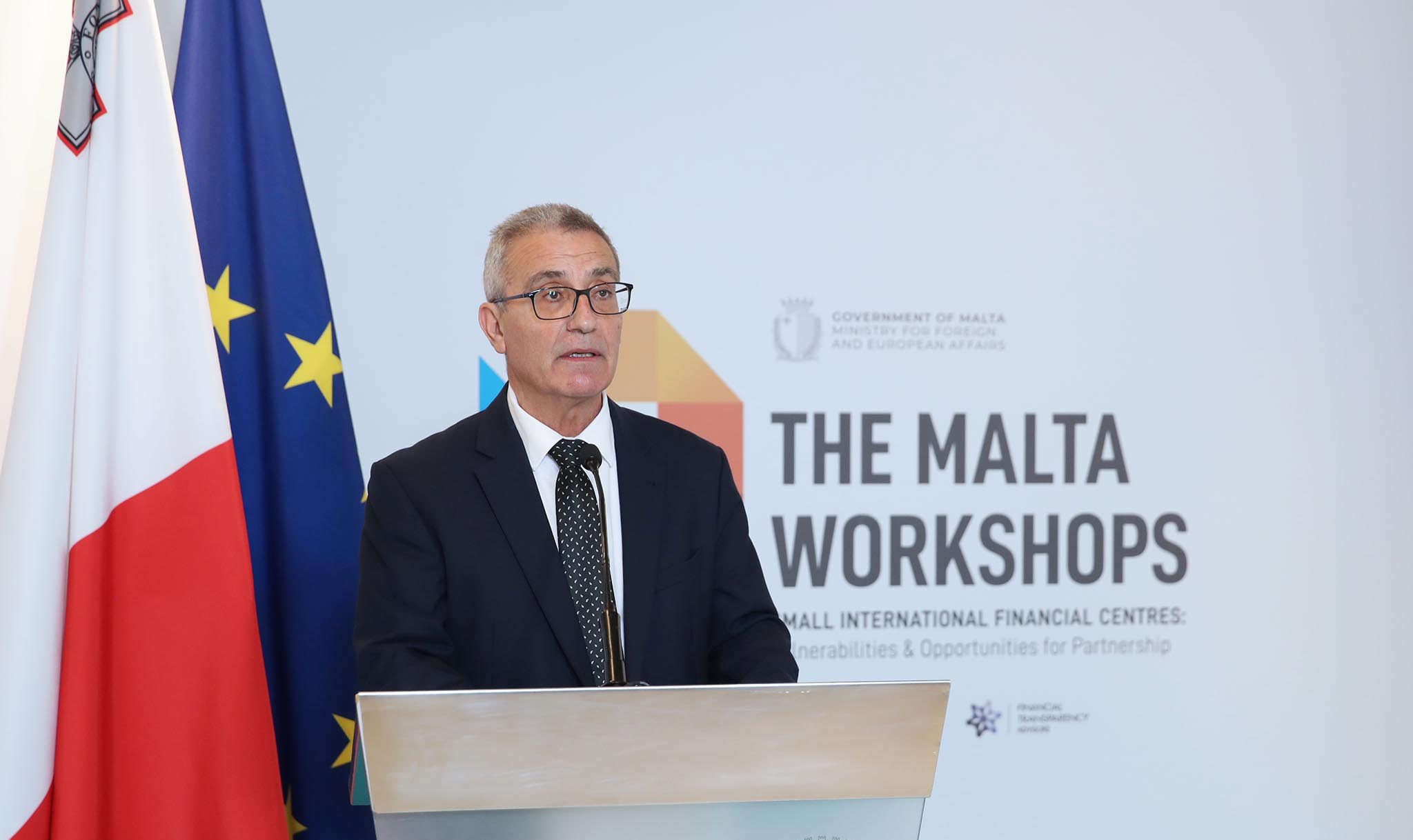 Malta launches global workshops for small countries on challenges in attracting foreign business