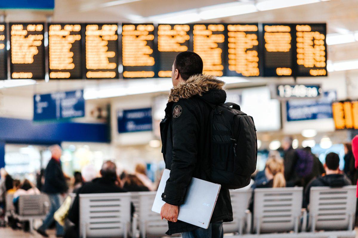 Heathrow Airport Departures
