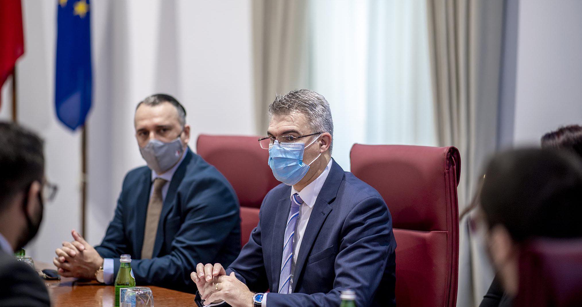 Minister Carmelo Abela / DOI Photo