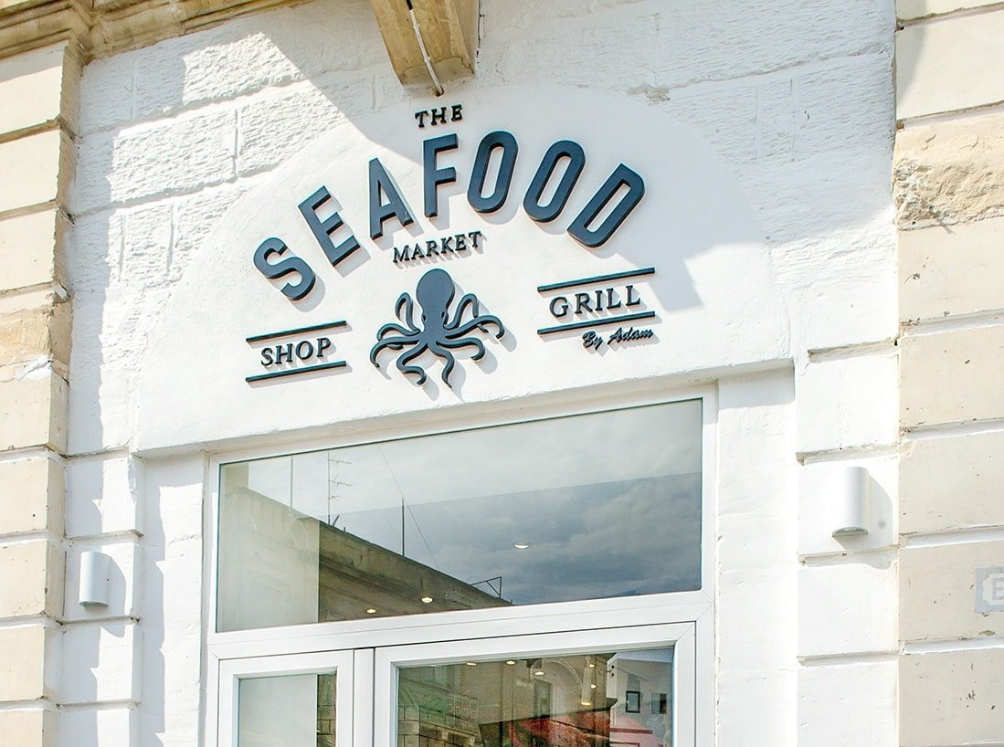 Adam's Seafood grill