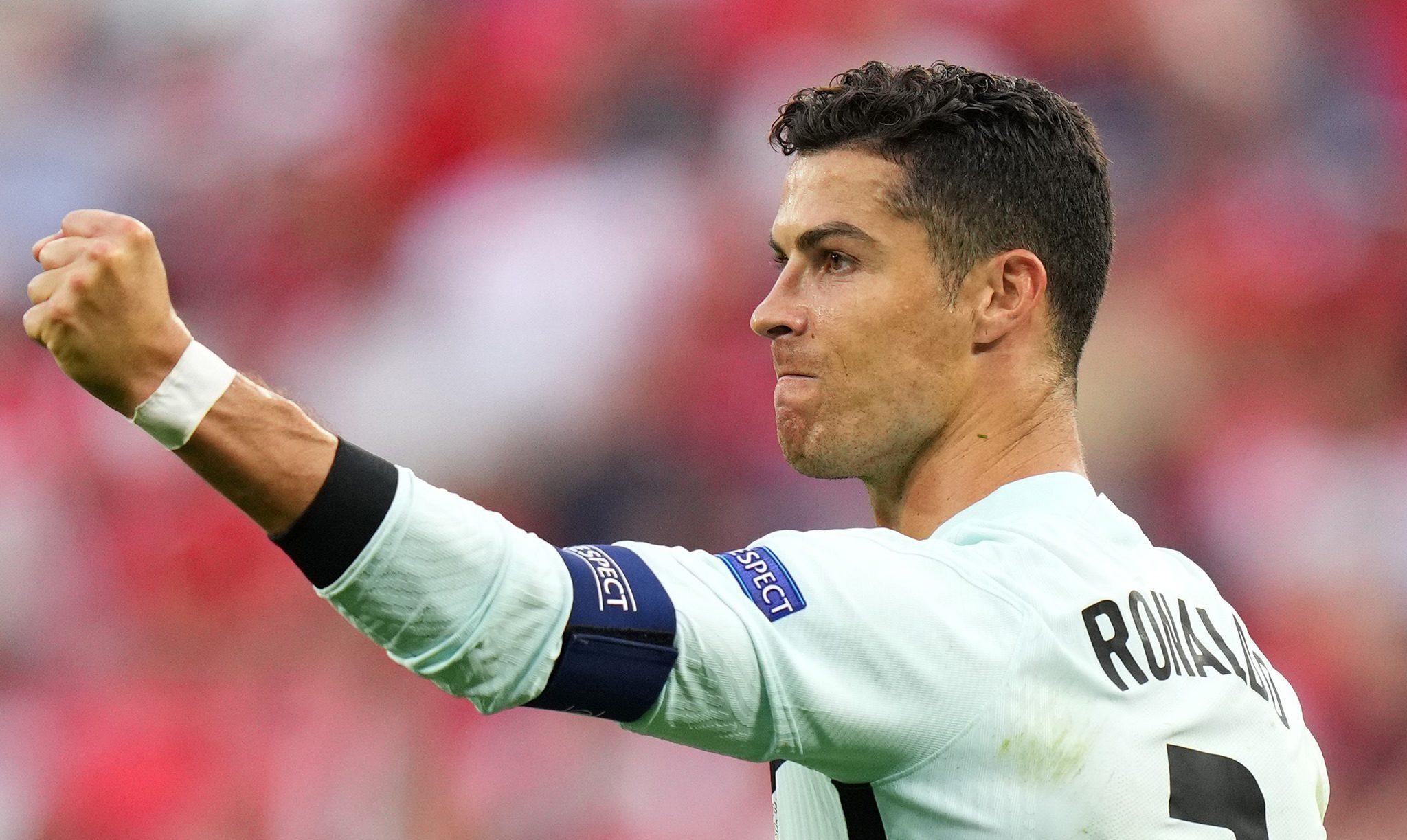 Cristiano Ronaldo - UEFA EURO 2020 fb page