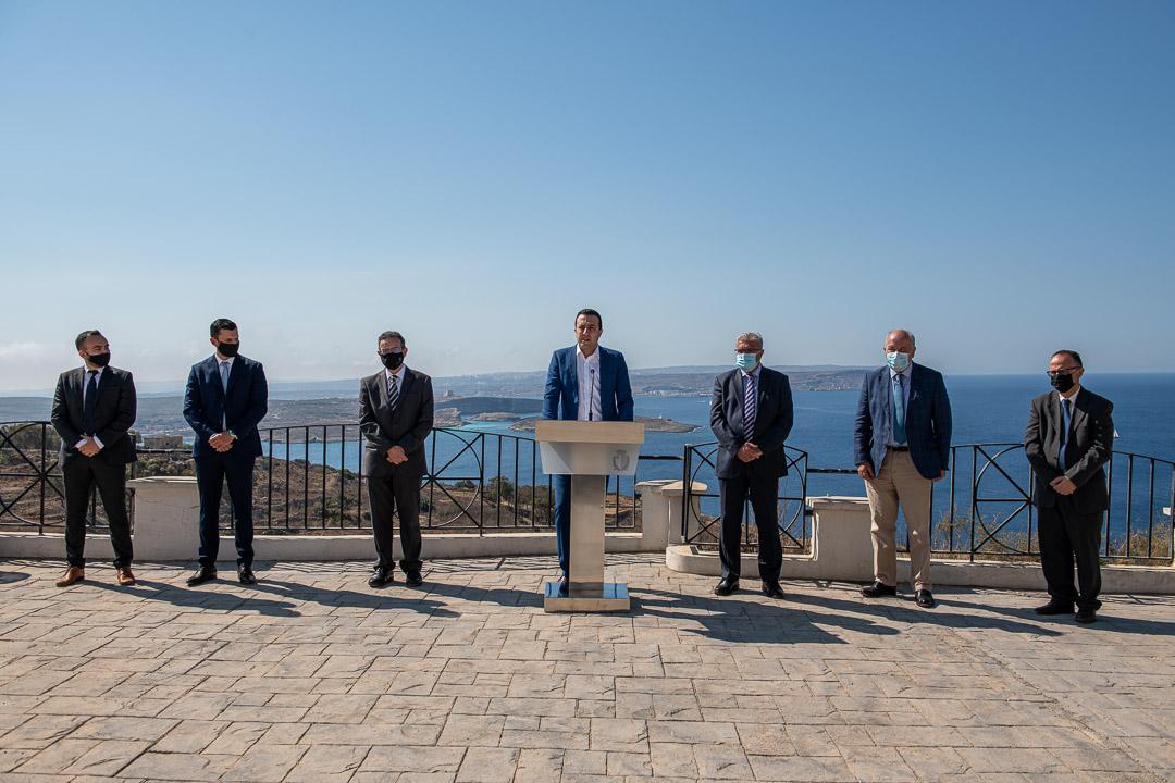 gozo tourism plan