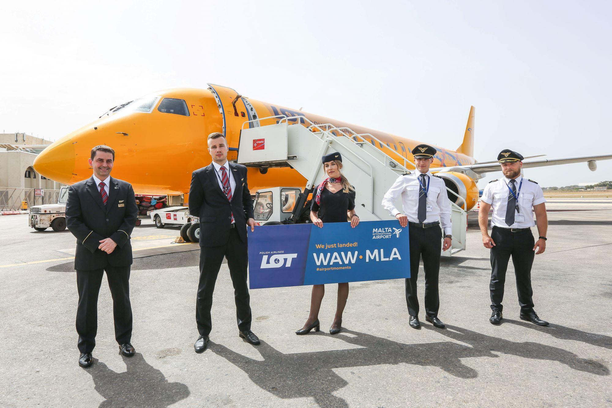 lot polish airline
