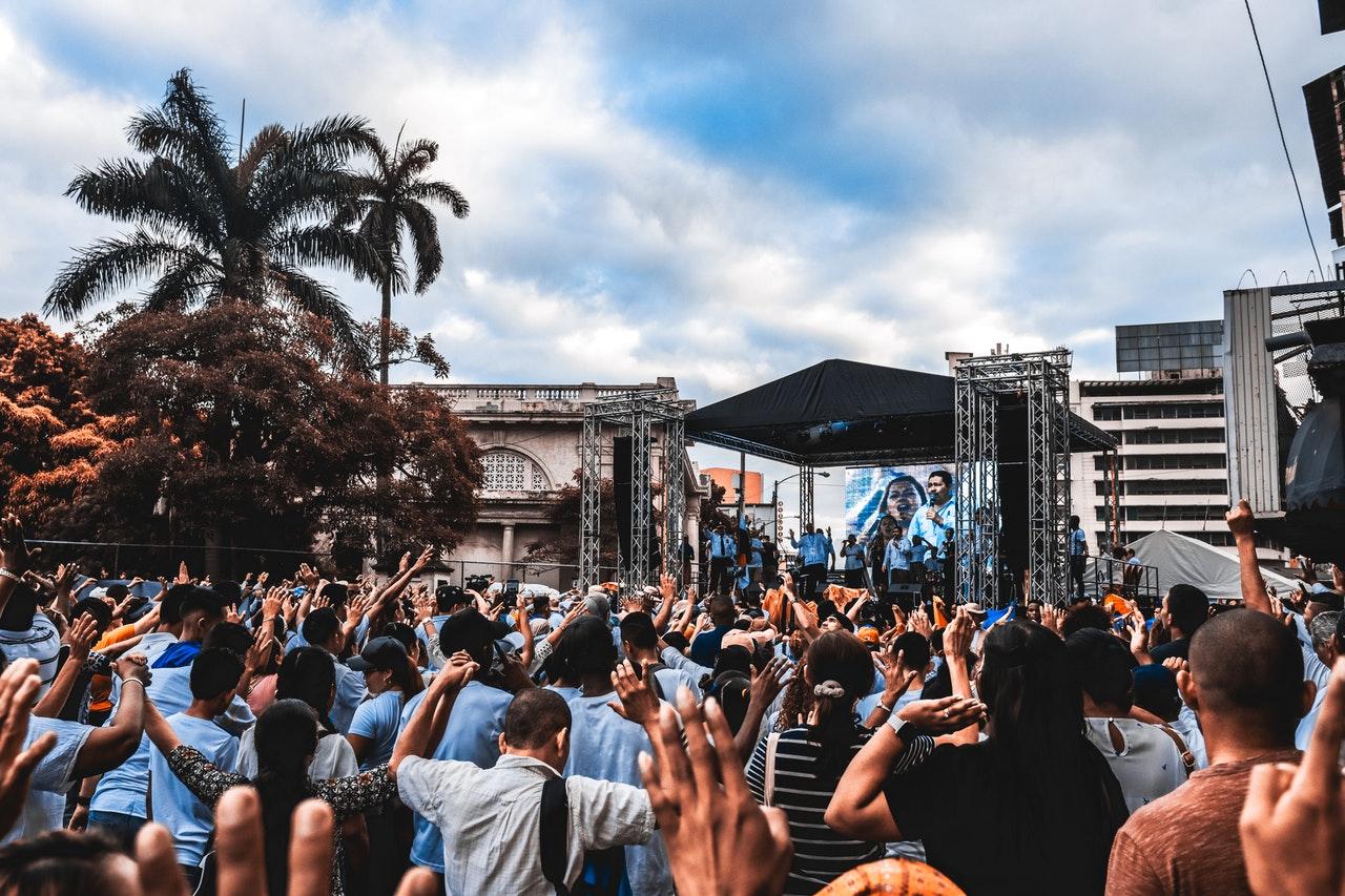 Events concert party / pexels