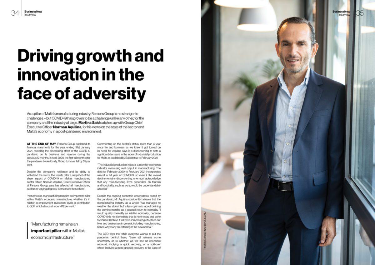 business now magazine