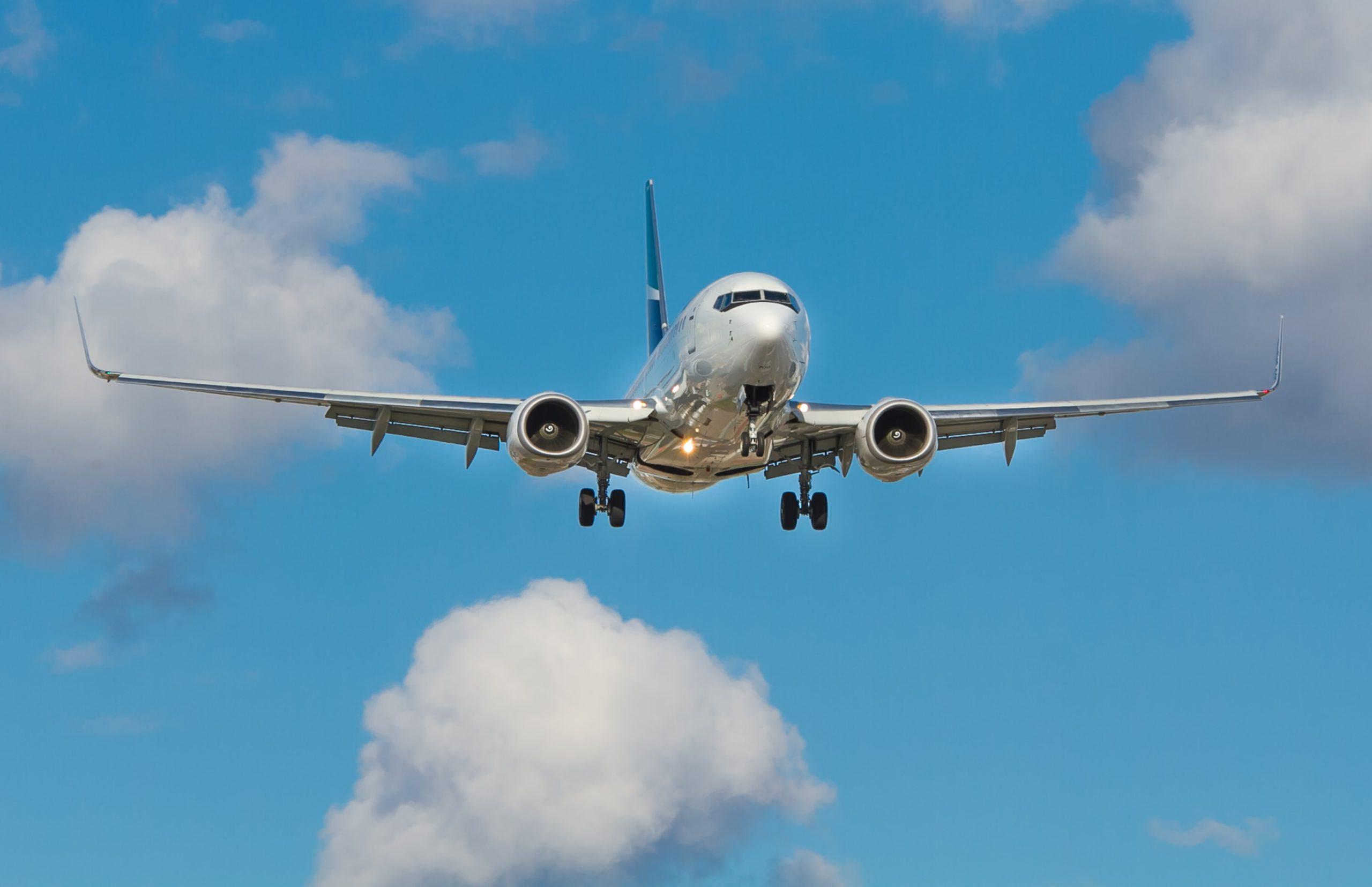Flight airplane tourism