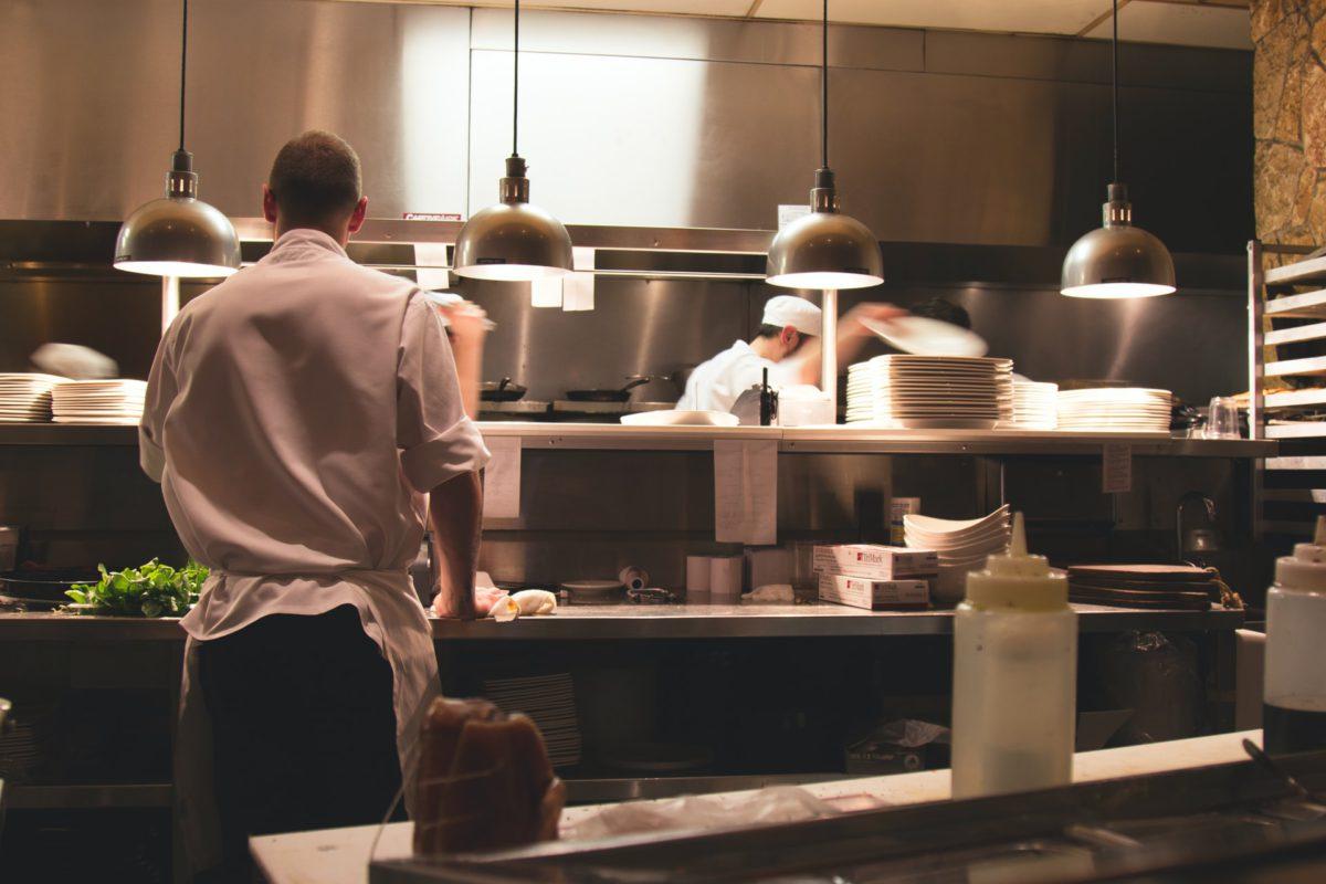 Kitchen Staff pexels stock