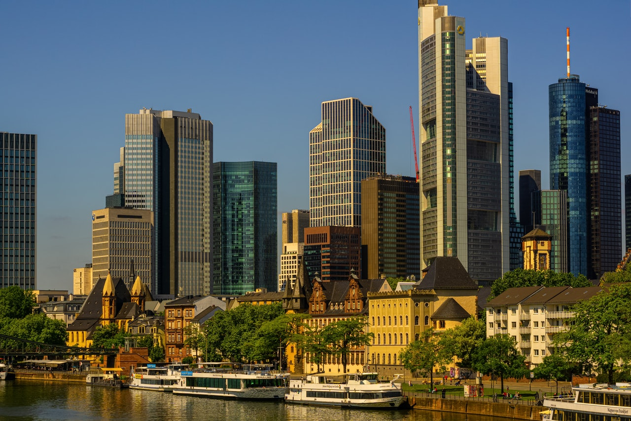 Frankfurt banks
