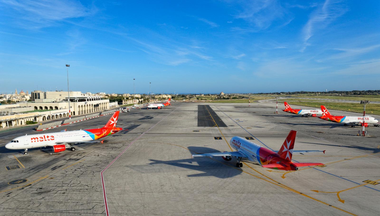 Air Malta PR