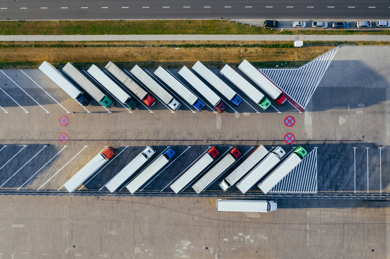 Lorries and Brexit