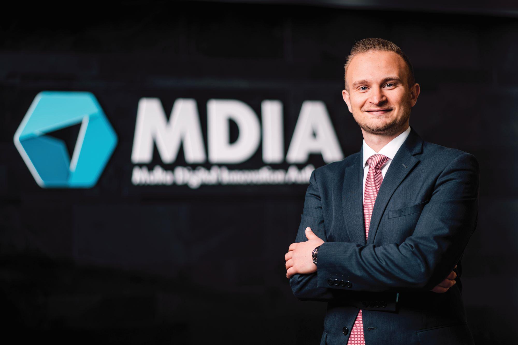 MDIA COO Francois Piccione